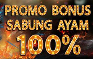 Promo Bonus Sabung Ayam