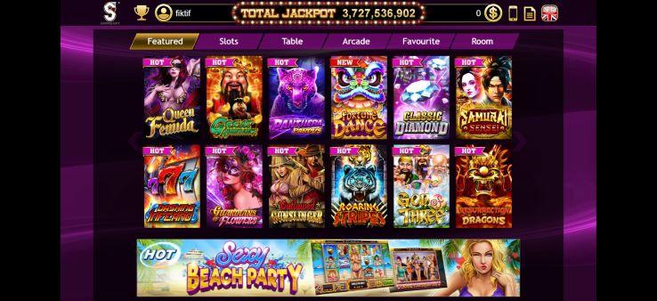 Pilih Permainan Gaming Soft Slot White Label