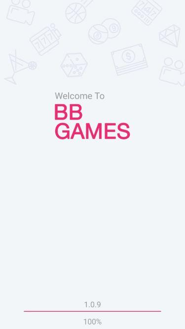 Tampilan Awal Mobile Casino Online BB Games